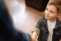 Cách nuôi dạy một người con trai
