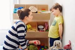 Bốn tình huống dạy con không cần quát mắng