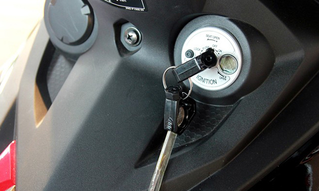 Mất xe Honda SH trong chớp mắt vì sai lầm tai hại của người phụ nữ