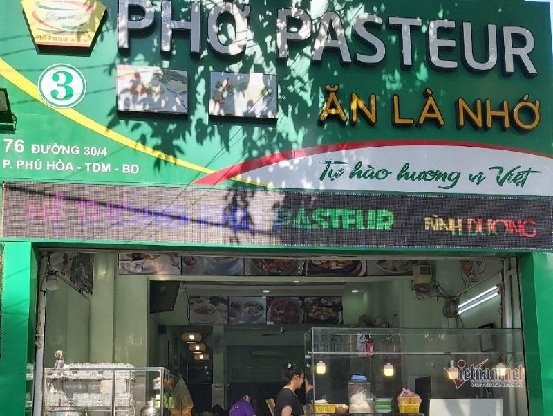Bình Dương cho phép quán ăn, nhà hàng hoạt động trở lại
