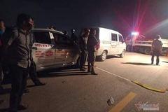 Ô tô tông học sinh rơi cầu tử vong ở Quảng Trị: Tài xế vi phạm nồng độ cồn