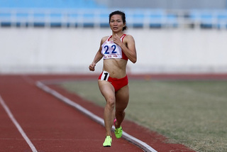 Vietnamese athletics eye reign defence at SEA Games 31
