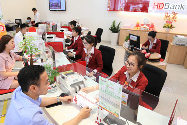 HDBank giảm lãi suất vay chỉ còn từ 3%/năm