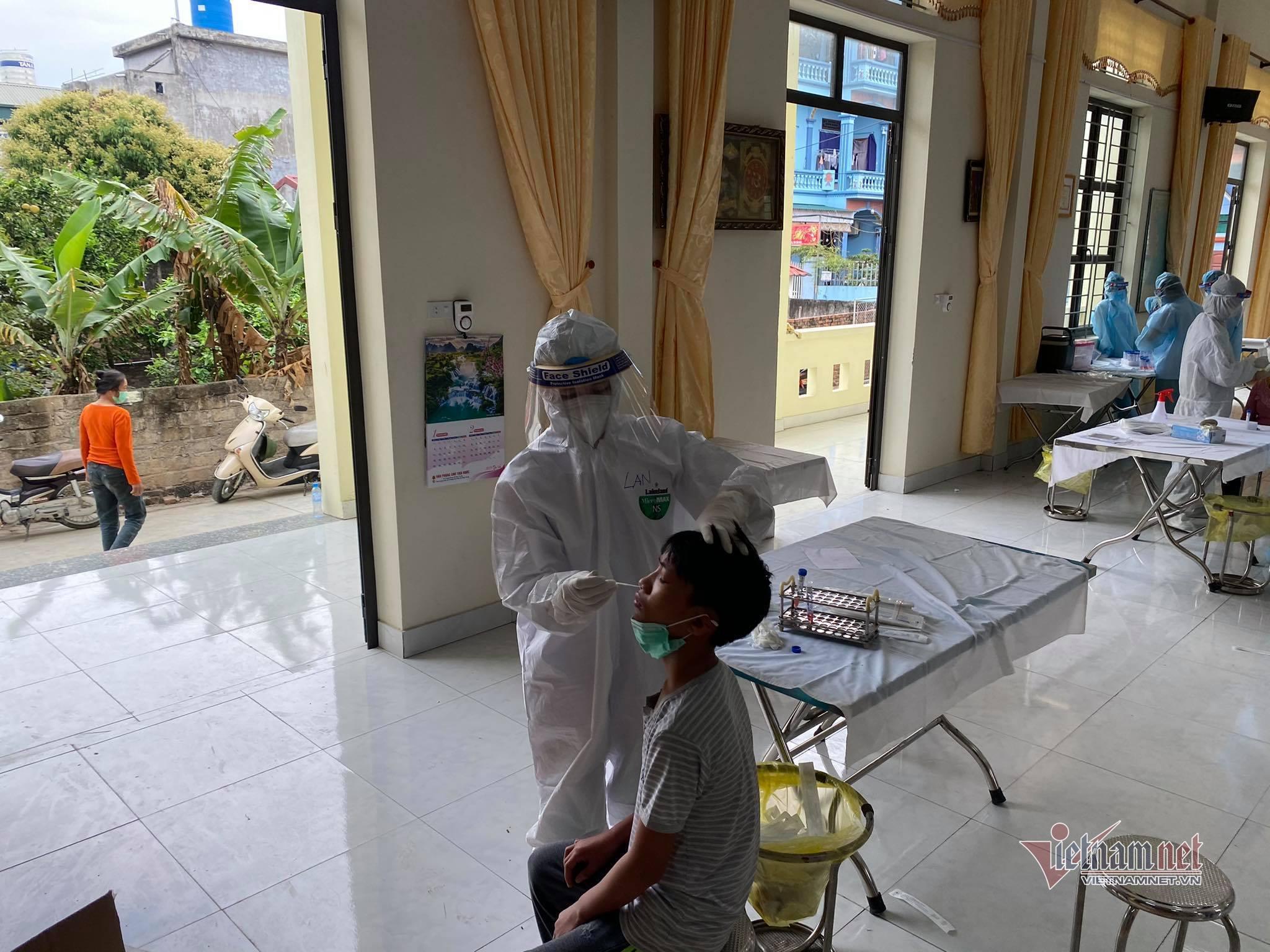 Hải Dương phát hiện 6 người dương tính nCoV trong ngày 5/3