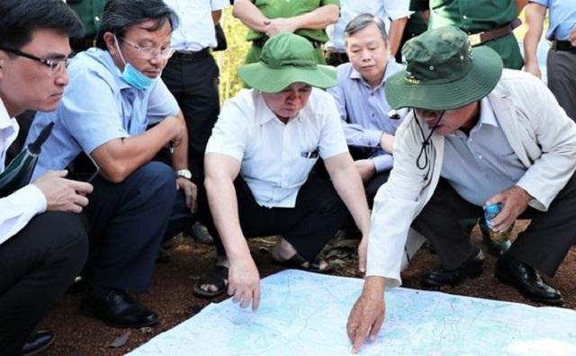 Bình Phước cảnh báo tình trạng 'sốt' đất quanh dự án sân bay