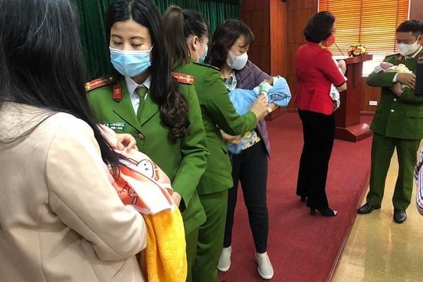 Bộ Công an triệt phá đường dây mua bán trẻ sơ sinh xuyên biên giới