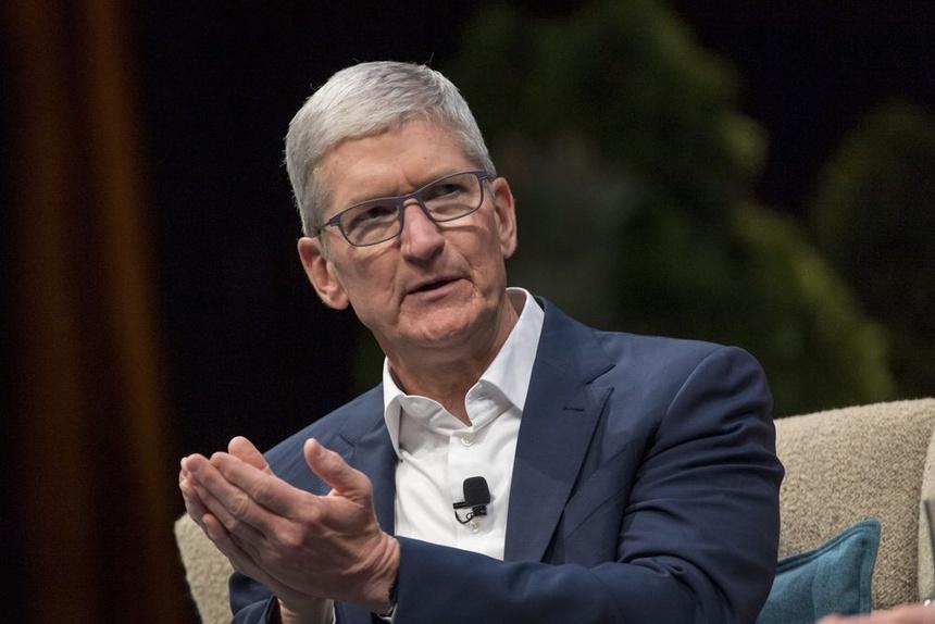 Mỗi tháng Apple lại mua thêm một công ty