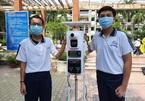 Secondary school students invent 3-in-1 body temperature device