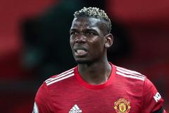 Chấn thương của Paul Pogba khiến MU méo mặt
