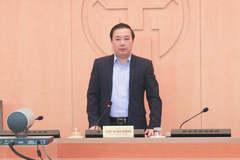 Hà Nội yêu cầu người dân đến làm việc cần quét mã QR code chống dịch