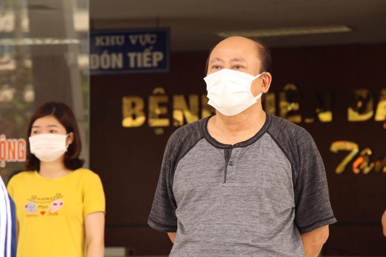 Một bệnh nhân nặng tại Hải Dương được công bố khỏi bệnh
