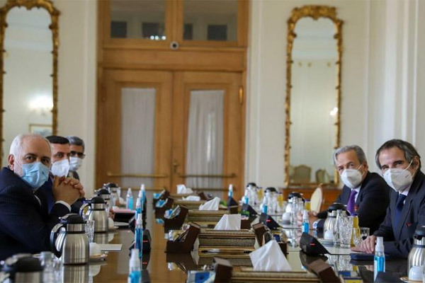 Iran dọa hủy thỏa thuận với IAEA