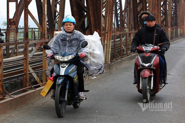 Dự báo thời tiết ngày 27/2: Hà Nội mưa rét