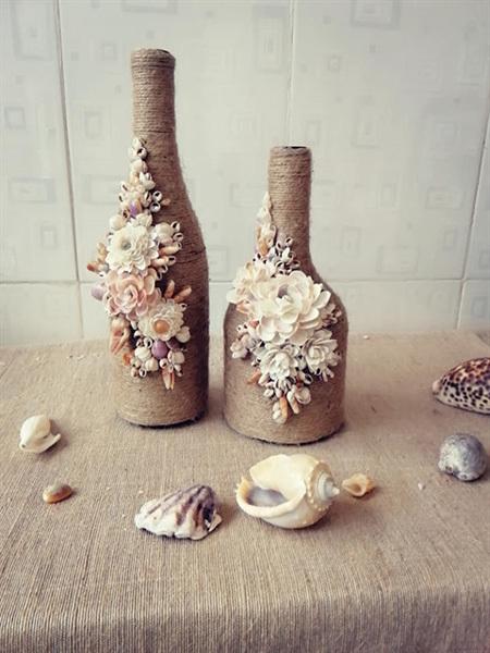 Seashells,jewellery,paintings