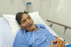 'Thương Tín đòi vợ đưa về nhà vì lo nằm viện tốn kém'