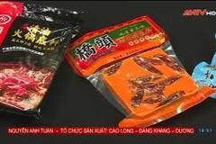 Cốt lẩu Trung Quốc tràn ngập thị trường