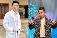 Tùng Dương, Việt Tú đọc vè, hát mừng ngày Thầy thuốc Việt Nam