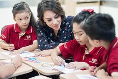 Thay đổi khác biệt ở 2 cơ sở Anh Văn Hội Việt Mỹ mới