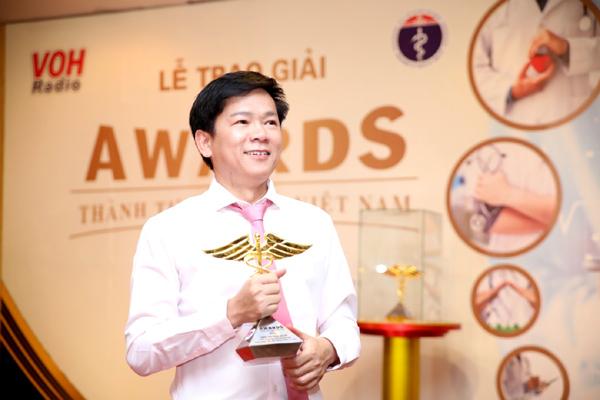 Lần đầu tiên vinh danh phẫu thuật thẩm mỹ điều trị tại Thành Tựu Y Khoa Việt Nam 2020