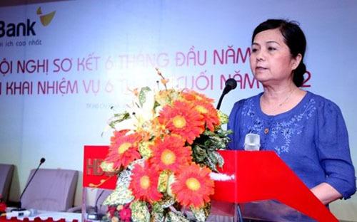 Cựu Thống đốc, nguyên Bộ trưởng làm chủ tịch ngân hàng