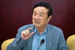 CEO Huawei: 'Phải làm ra sản phẩm cao cấp từ linh kiện hạng 3'