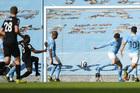 Man City 1-1 West Ham: Antonio xé lưới chủ nhà (H2)