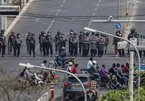 Biểu tình tiếp diễn căng thẳng ở Myanmar