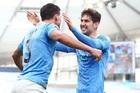 Cặp trung vệ tỏa sáng, Man City thắng trận thứ 20 liên tiếp