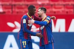 Messi nhảy tango, Barca đánh gục Sevilla