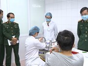 Made-in-Vietnam vaccine enters 2nd phase of human trials