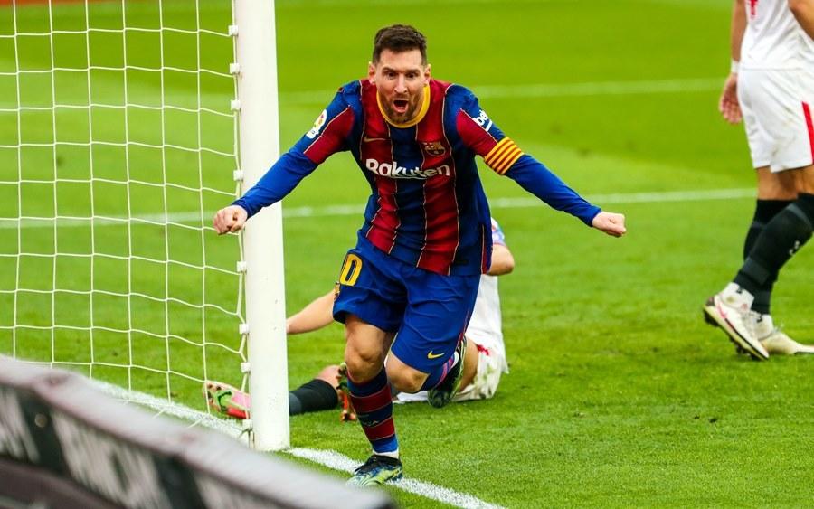 Sevilla,Barca,Messi