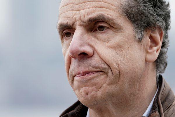 Thêm nữ trợ lý tố Thống đốc New York quấy rối tình dục
