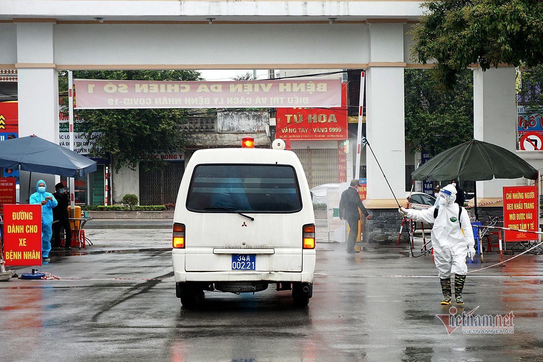 Giám đốc TTYT TP. Chí Linh: 'Tuyến huyện đủ khả năng điều trị Covid-19'