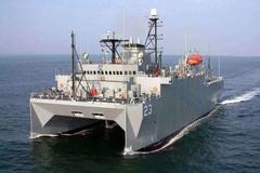 Trung Quốc tập trận bắn đạn thật, Mỹ điều tàu tuần tra Hoàng Sa