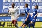 Leicester 1-3 Arsenal: Nicolas Pepe lên tiếng (H2)