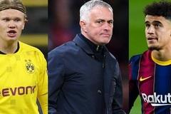 MU 2 lần ôm hận Haaland, Mourinho lôi kéo Coutinho