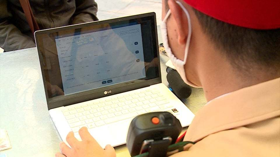 CSGT hướng dẫn nộp phạt online nhanh gọn bất ngờ