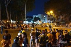 Đâm xe máy nát bươm ở Sài Gòn, một người chết