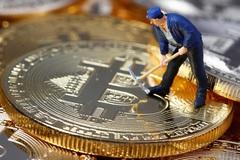 Mỹ - Trung trong cuộc chiến khai thác tiền điện tử Bitcoin
