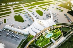 Covid-19 pandemic makes no hurdle to Vietnam's building plan of SEA largest airport: Experts