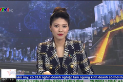 BTV Ngọc Trinh lên sóng VTV sau nhiều tháng vắng mặt