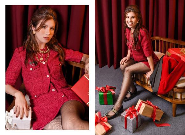 Hotgirl 9X sở hữu thương hiệu thời trang từ tuổi 20