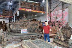 8x từ thợ mộc trở thành chủ 2 cửa hàng Đồ gỗ Thành Luân