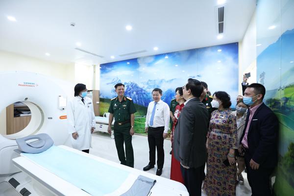 Khai trương bệnh viện Đa khoa Tâm Anh cơ sở TP.HCM