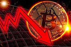 Bitcoin đối mặt điều tồi tệ nhất trong 1 năm qua