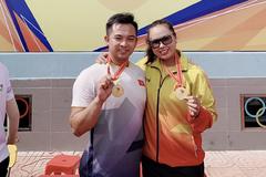 Niềm vui hơn cả huy chương vàng của VĐV ném lao Cao Ngọc Hùng