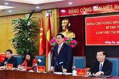 Bí thư Hà Nội: Dự án nào vào chiếm đất nhiều phải nói không ngay lập tức