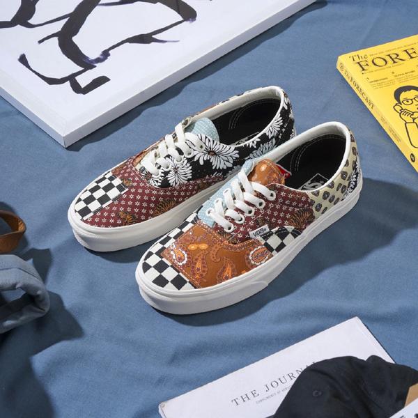 Khám phá 'thiên đường' giày Converse, Vans dành riêng giới trẻ