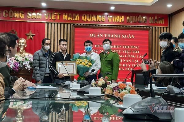 Thủ tướng tặng Bằng khen cho ông Nguyễn Ngọc Mạnh