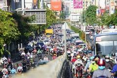 Kiến nghị duy trì tổ phản ứng nhanh giải cứu kẹt xe khu sân bay Tân Sơn Nhất